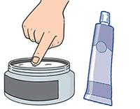 Уплотнение мягких тканей бедра 7