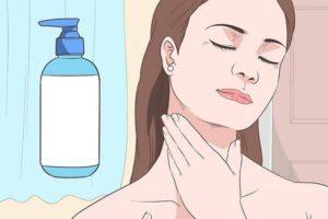 Прыщи на шее - какие проблемы провоцируют и как лечить