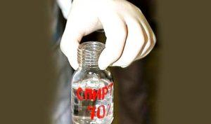 Лечение спиртом не должно превышать 2 недели