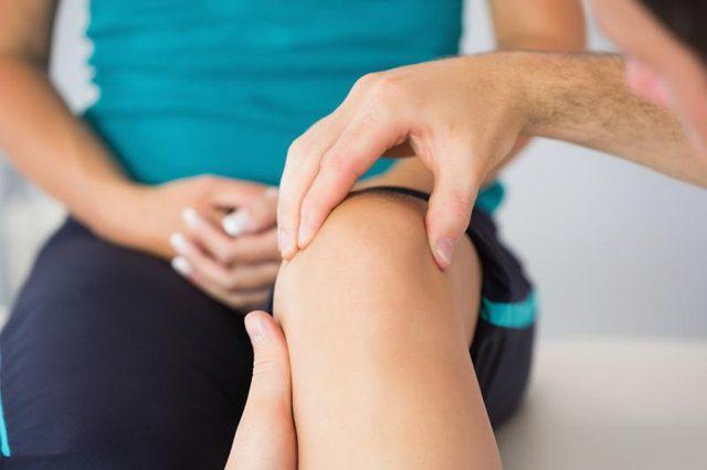 Все причины боли в колене при сгибании