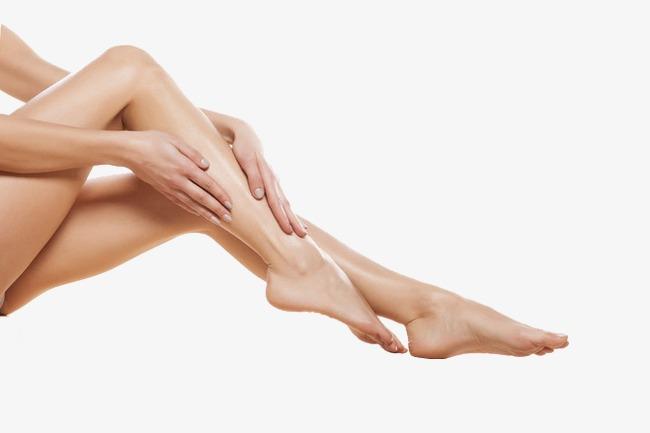 Гусиная кожа на ногах у ребенка или взрослого