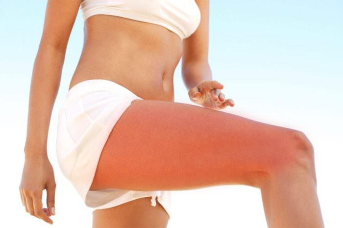 Онемение ноги выше колена бывает вызвано неудобным положением