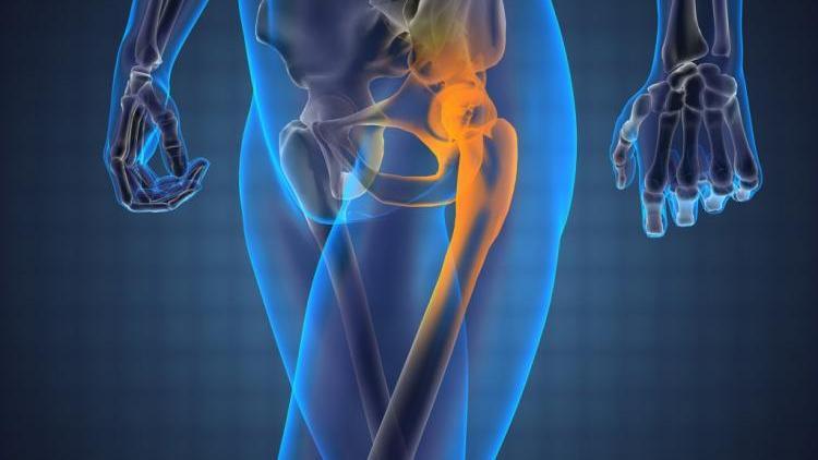 Растяжение связок получают при травме