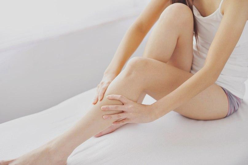 Судороги в ногах бывают вызваны нехваткой минералов